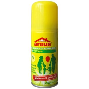 Аргус аэрозоль от комаров (150 мл): купить в Москве и Санкт-Петербурге