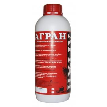 Агран инсектоакарицидный препарат (1 л): купить в Москве и Санкт-Петербурге