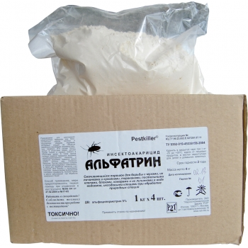 Альфатрин (1 кг):  купить в Москве и Санкт-Петербурге