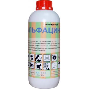Альфацин инсектицидное средство (1 л): купить в Москве и Санкт-Петербурге