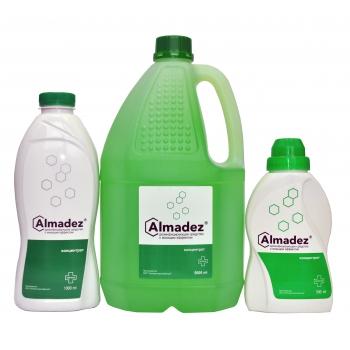 Средство для дезинфекции Алмадез 1 л купить|инструкция|москва|самара|спб|