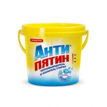 АНТИПЯТИН Активный кислород пятновыводитель концентрат ведр. 750Г. купить