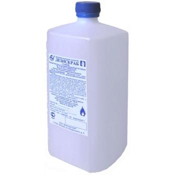 Антисептический раствор Дезискраб голубой (1 л) купить