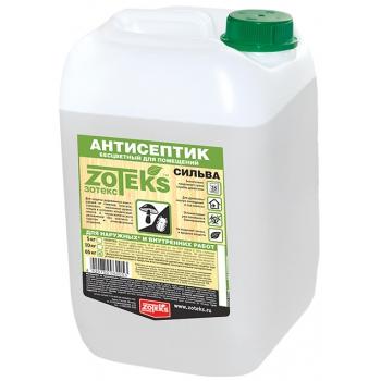Антисептик для защиты древесины Зотекс Сильва (10 кг) купить