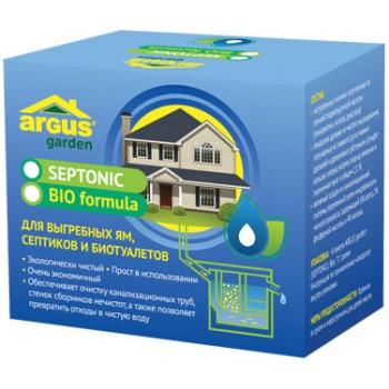 Argus Garden Septonic BIO formula для биотуалетов (284 гр): купить в Москве и СПб