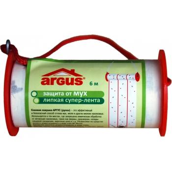 Лента от мух Аргус (6 м) купить|отзывы|аналоги|