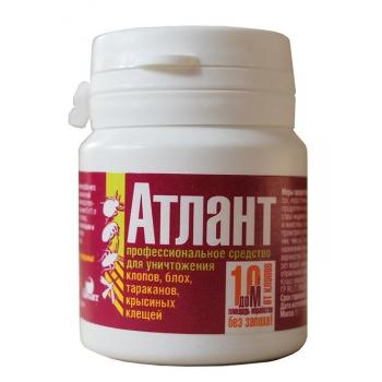 Средство от насекомых Атлант (5 гр): купить в Москве и СПб