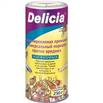Порошок от насекомых универсальный Delicia (250 гр) купить
