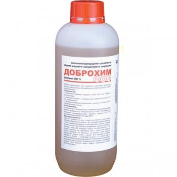 Доброхим фос 1 литр купить в Москве, Екатеринбурге и Новосибирске