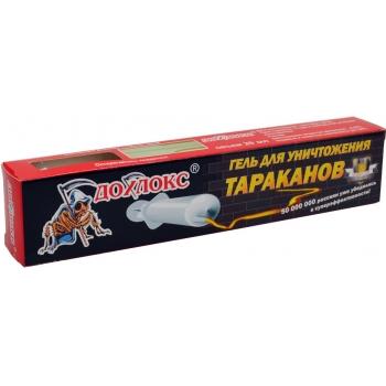 Дохлокс гель от тараканов (20 мл): купить в Москве и Санкт-Петербурге