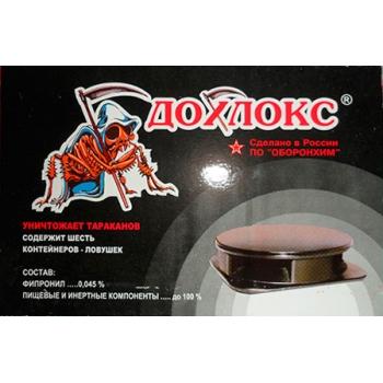 Диски (ловушка) от тараканов Дохлокс: купить в Москве и СПб
