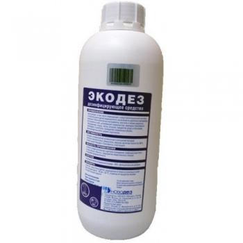 Экодез 75 ( 1 литр): купить в Москве и Санкт-Петербурге