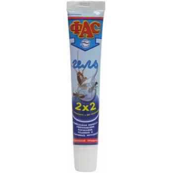 Фас инсектицидный гель (35 мл): купить в Москве и Санкт-Петербурге
