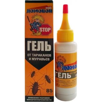Домовой Прошка гель от тараканов и муравьев (85 мл): купить в Москве и СПб