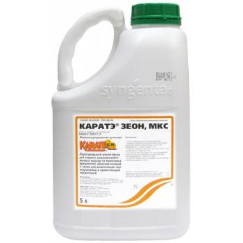 Инсектицид для растений Каратэ Зеон (5 л) купить|отзывы|аналоги|