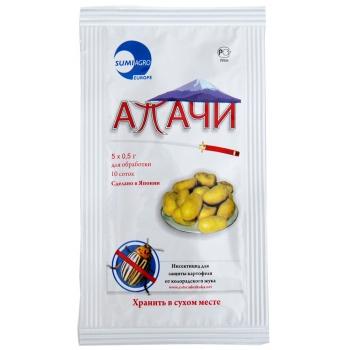 Инсектицид от колорадского жука Апачи (2.5 гр): купить в Москве и СПб