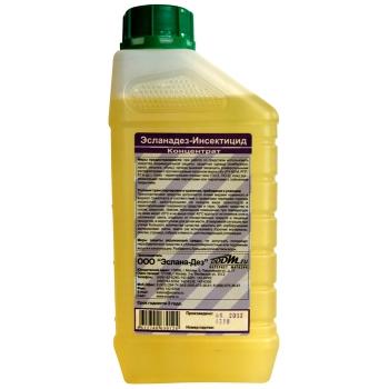 Инсектицидная жидкость Эсланадез (1 л): купить в Москве и Санкт-Петербурге