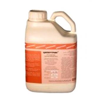 Ципертрин инсектицидный концентрат (5 л) купить