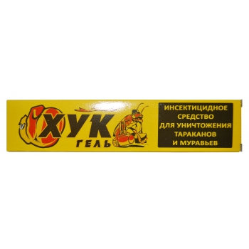 Хук инсектицидный гель (30 гр): купить в Москве и Санкт-Петербурге