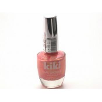 КИКИ Лак для ногтей SILVER с протеином 116 розовый купить