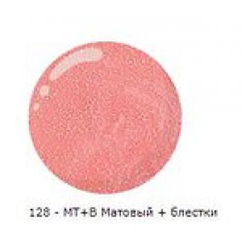 КИКИ Лак для ногтей SILVER с протеином 128 розово-бежевый купить