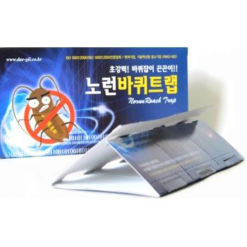 Клеевая ловушка для тараканов Эко-клей DG-1301 (5 шт) купить