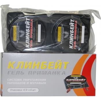Клинбейт диски от тараканов и муравьев (6 шт): купить в Москве и Санкт-Петербурге