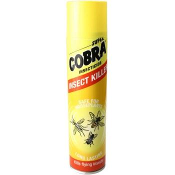Кобра Супер от летающих насекомых (400 мл): купить в Москве и СПб