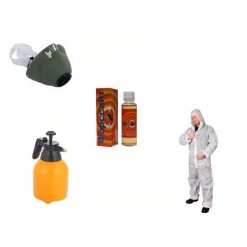 Комплект для обработки от клопов в квартире, доме, комнате: купить в Москве и СПб