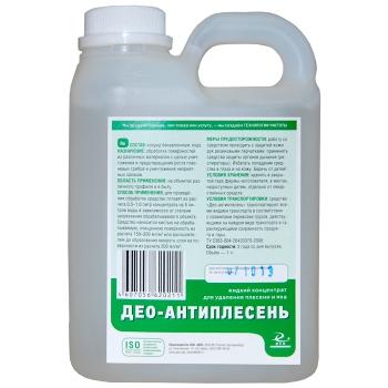 ДЕО-Антиплесень концентрат для дезинфекции(1 литр): купить в Москве и СПб