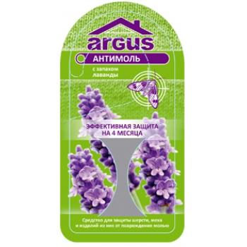 Крючок от моли Аргус с ароматом лаванды