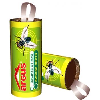 Аргус липкая лента для мух (1 шт): купить в Москве и Санкт-Петербурге