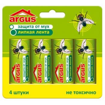 Аргус липкая лента от мух (4 шт): купить в Москве и Санкт-Петербурге