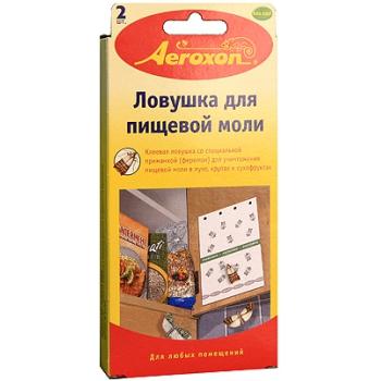 Липкая ловушка от пищевой моли Аэроксон (2 шт): купить в Москве и СПб