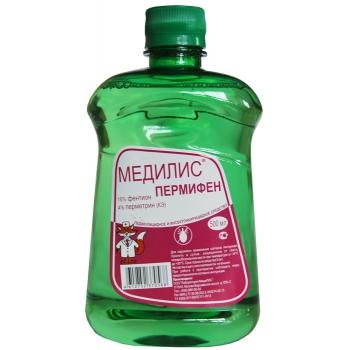 Медилис Пермифен (500 мл): купить в Москве и Санкт-Петербурге