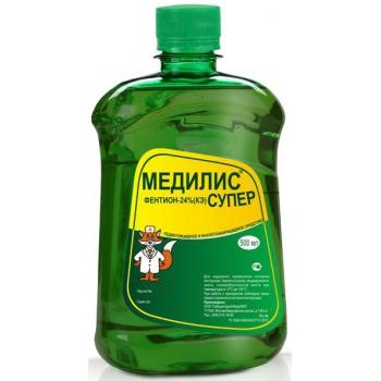 Медилис Супер 500 мл от вшей купить в Москве|отзывы|СПБ|