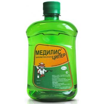 Медилис Ципер К.Э 25% (500 мл): купить в Москве и СПб