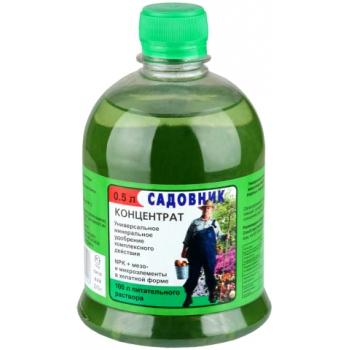 Минеральное удобрение Зеленое мыло (500 мл): купить в Москве и Санкт-Петербурге