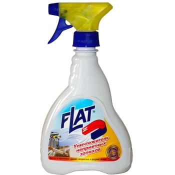 Нейтрализатор запахов Flat (480 мл): купить в Москве и СПб