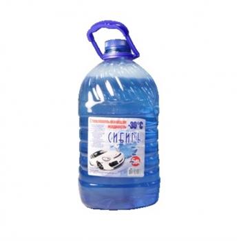 Незамерзающая жидкость Сибирь -30 С 5л. купить