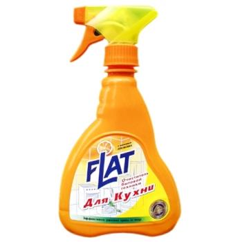 Очиститель для кухонной техники Flat (480 мл): купить в Москве и Санкт-Петербурге