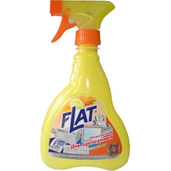 Очиститель для оргтехники Flat (480 мл): купить в Москве и Санкт-Петербурге
