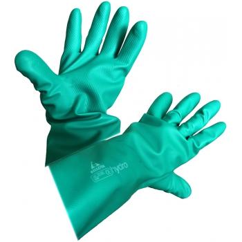 Перчатки нитриловые Hydro (зеленый) купить