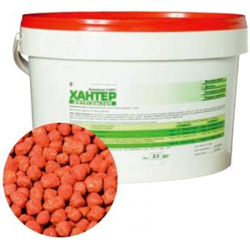 Антигрызун Хантер пищевая приманка для крыс (2.5 кг): купить в Москве и СПб