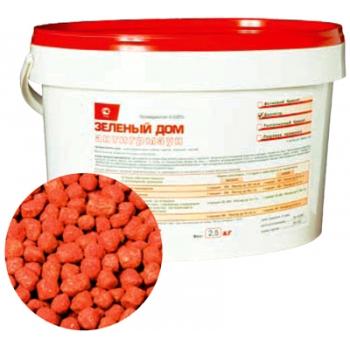 Пищевая приманка для крыс Антигрызун Зеленый Дом (2,5 кг) купить