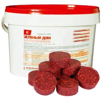 Антигрызун Зеленый Дом пищевая приманка для грызунов (3.5 кг): купить в Москве и СПб