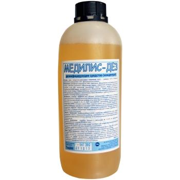 Препарат для дезинфекции Медилис-Дез 1 л|купить|аналоги|отзывы|