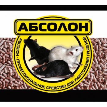 Абсолон гранулированная приманка для грызунов (100 гр): купить в Москве и СПб