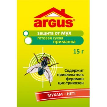 Аргус приманка для мух (15 гр): купить в Москве и Санкт-Петербурге