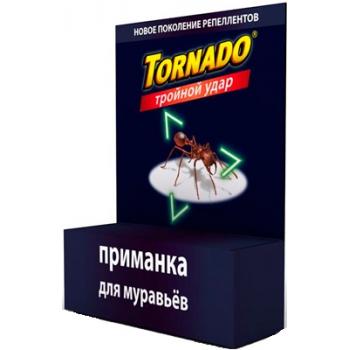 Торнадо приманка для муравьев (3 ампулы): купить в Москве и Санкт-Петербурге